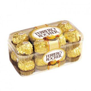 Kommikarp Ferrero Rocher
