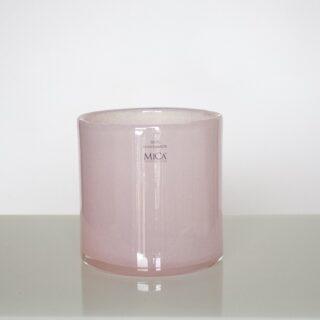 Lillepott (roosa klaas)