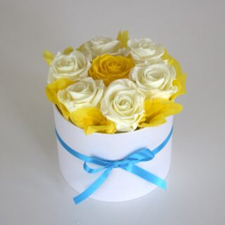 Uinuvad valged roosid 7TK