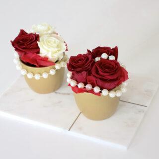 Uinuvad roosid 3tk