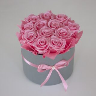 Uinuvad roosad roosid 12TK